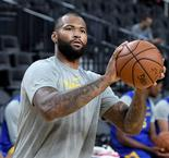 DeMarcus Cousins Suffers Torn ACL