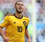 Hazard set to win 100th Belgium cap