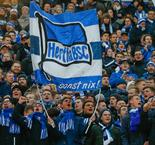 Bundesliga: Le Hertha tombe Francfort