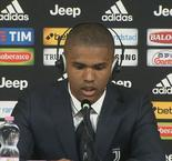 "Juventus - Douglas Costa : ""J'arrive dans un grand club"""