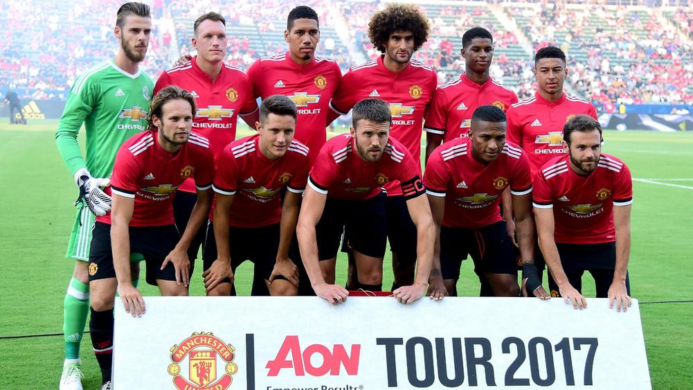 Manchester United confirm pre-season tour of United States