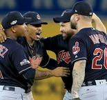 Indians beat Blue Jays again, on verge of World Series