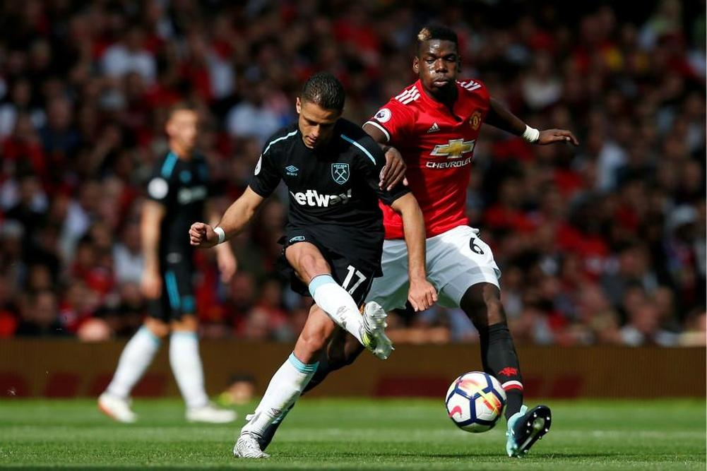 Premier League: MU déjà leader, Martial et Pogba buteurs