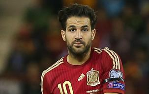 5 things you needs to know about Cesc Fabregas' 100 caps