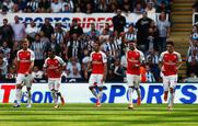 EPL: Newcastle United 0 - 1 Arsenal