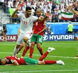 2018 FIFA World Cup- Iran 1 Morocco 0- Match Report