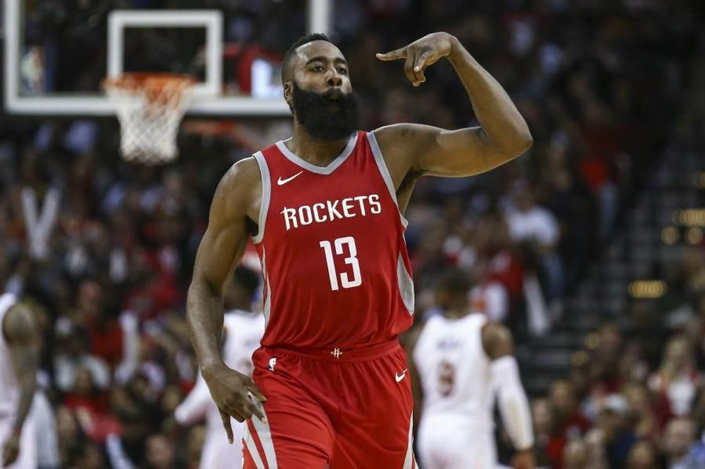 James Harden en triple double et Houston tape Cleveland !