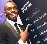 Bolt delighted to be alongside 'great' Federer