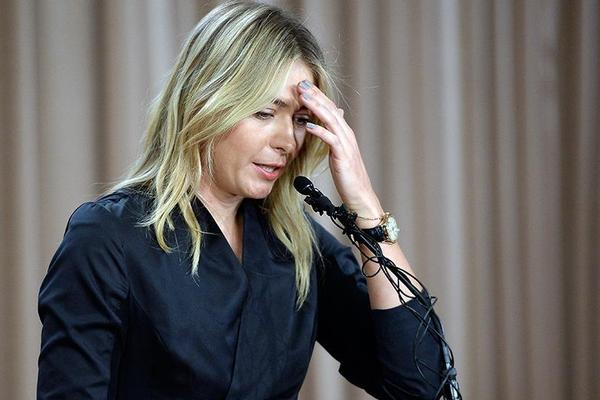 Nike suspends relationship with Maria Sharapova