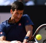 Fired-Up Novak Djokovic Through To Last Eight In Rome