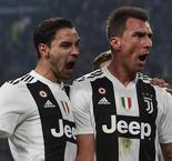 Juventus equal best start in Europe's elite leagues