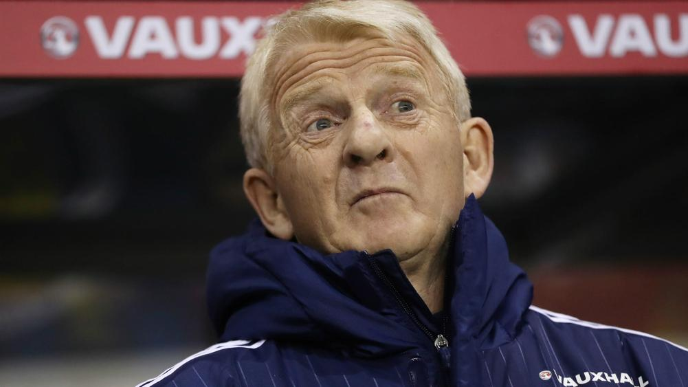 Gordon Strachan's Hilarious Response To Awkward Sky Sports Question