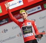 Simon Yates consolide son maillot rouge