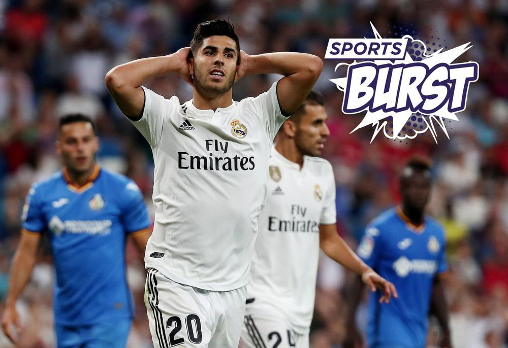 Real Madrid faces a club that still cares in a La Liga clashthat couldhelp Getafe make history. Sports Burst, April 25, 2019 | beIN SPORTS USA