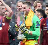 'What A Story' – Klopp Hails Stand-In Adrian After Super Cup Heroics