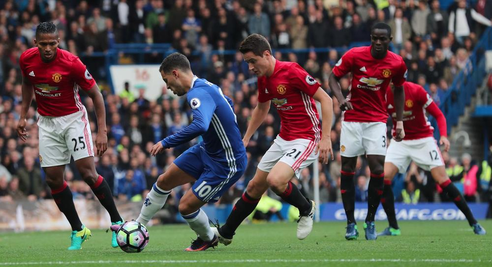 Coupe d 39 angleterre manchester united chelsea pour la revanche - Calendrier coupe d angleterre ...