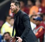Simeone delighted with 'exceptional' Atletico