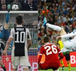 Ronaldo Leads UEFA Goal of the Season Nominees
