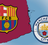 Barcelona v Manchester City in words and numbers