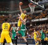NBA - Top 5 : Le coup de massue de Myles Turner