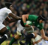 Wounded Ireland sufferes Stander blow
