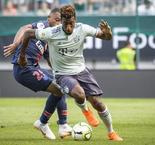 Coman to Arsenal? Bayern winger responds to rumours