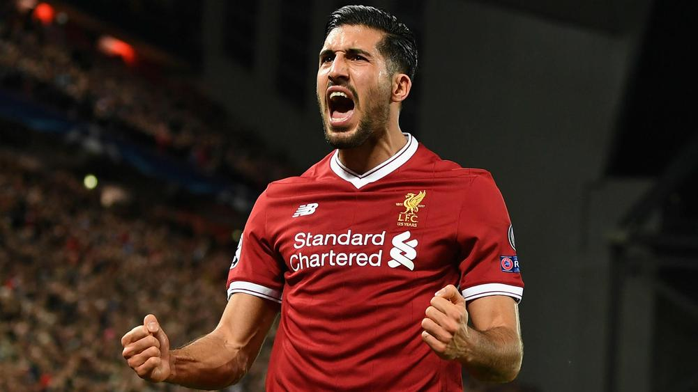 Juve boosted as Emre Can talks of Liverpool future